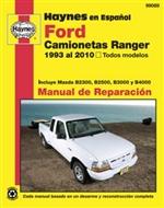 haynes repair manual for truck ford ranger and mazda b series rh themanualstore com 2000 Mazda B3000 SE V6 Truck 2013 Mazda Pickup Truck