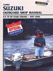 Suzuki outboard manual service shop and repair manuals for Boat motor repair shops