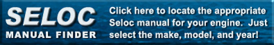 Seloc Boat Manual Finder for Marine Engines